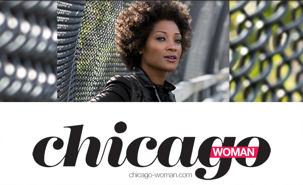 "Yolonda in Chicago Woman's ""20 Women in Chicago On Top of Their Game"""