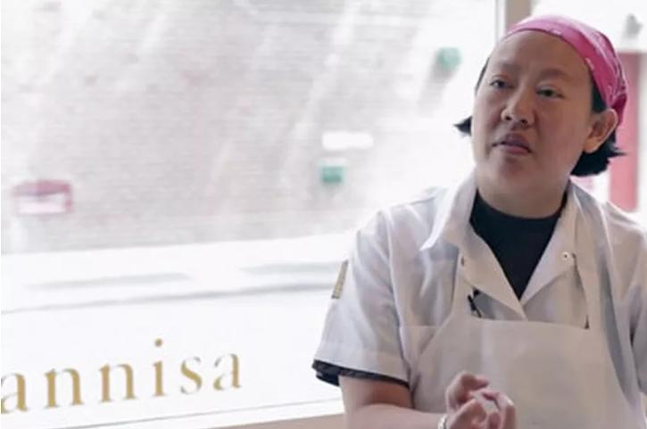 Anita Lo at Annisa | Eater Video