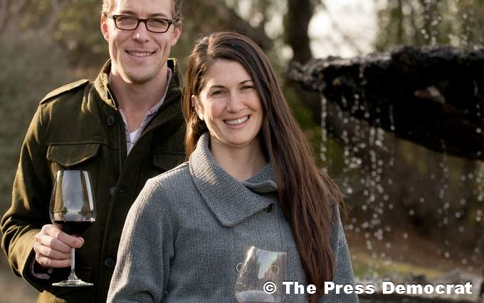 "The Press Democrat ""Wineries to Watch"" by Virginie Boone"