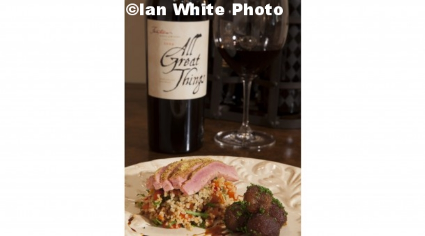 "San Francisco Magazine  ""The Perfect Thanksgiving Wine For Every Thanksgiving Menu"" by Ian White"