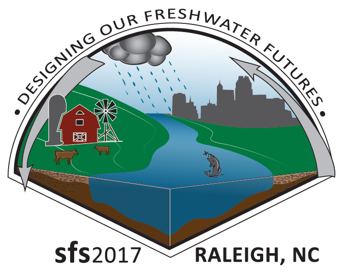 June 4-7, 2017 :                   Society of Freshwater Science Annual Meetingraleigh convention center:         Raleigh, North Carolina - https://www.freshwater-science.org/Annual-Meeting/Annual-Meeting.cfm