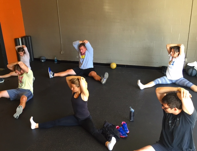 10:15 Boot Camp meets Mondays, Wednesdays and Fridays at our 12South location.