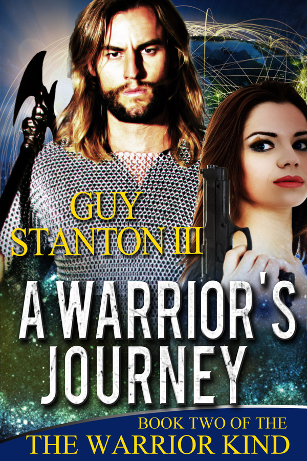 A Warrior's Journey, Book #2 of The Warrior Kind