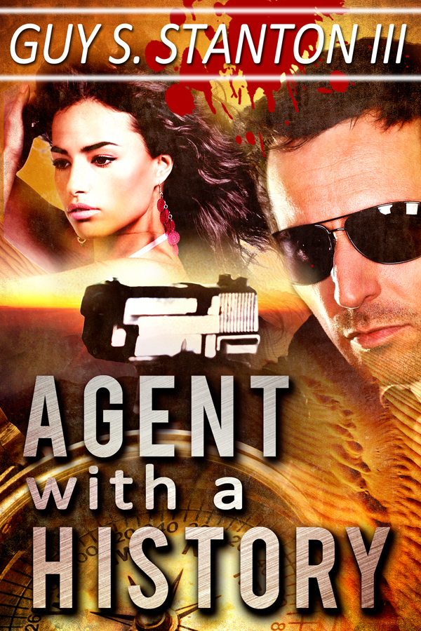 Agent with a History, Book #1 of The Agents for Good
