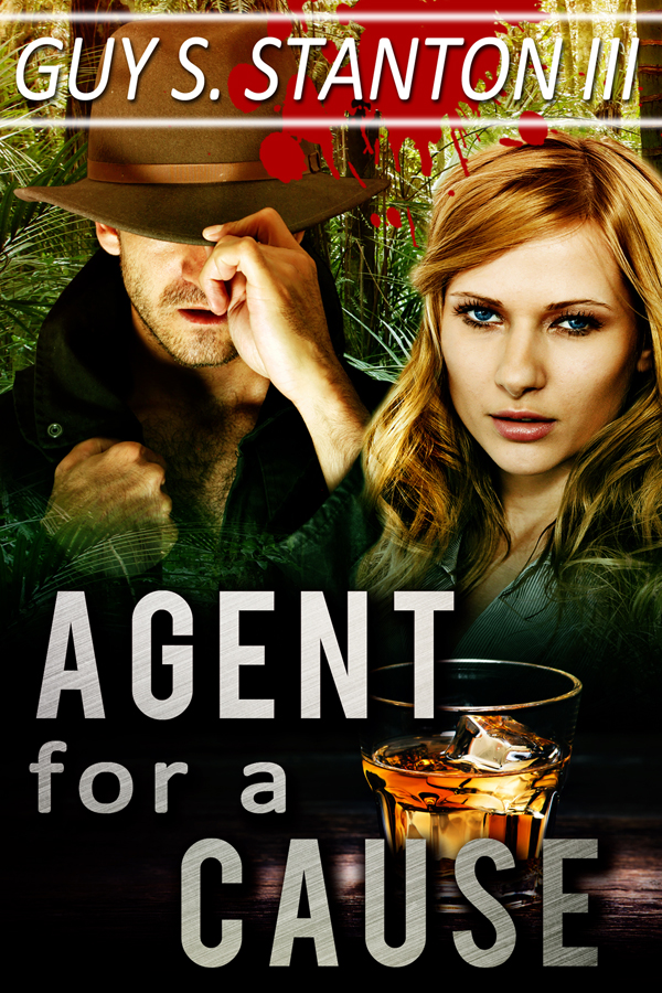 Agent for a Cause, Book #2 of The Agents for Good