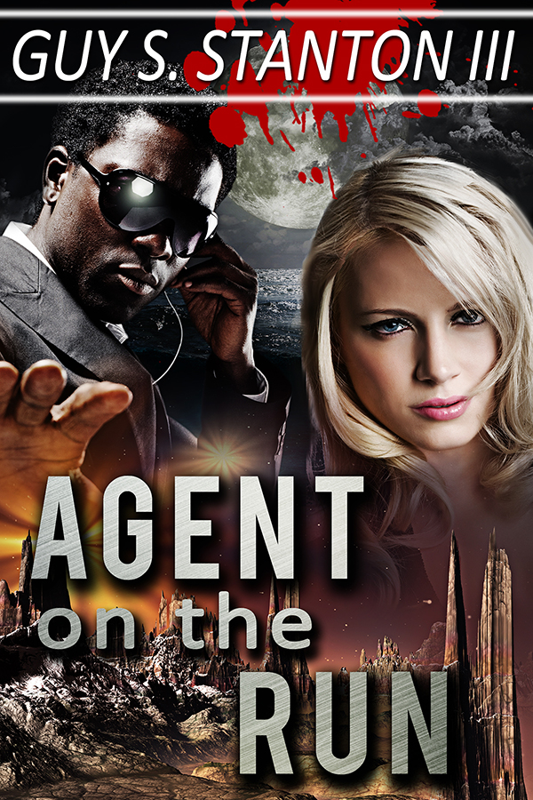 Agent on the Run, Book #5 of The Agents for Good
