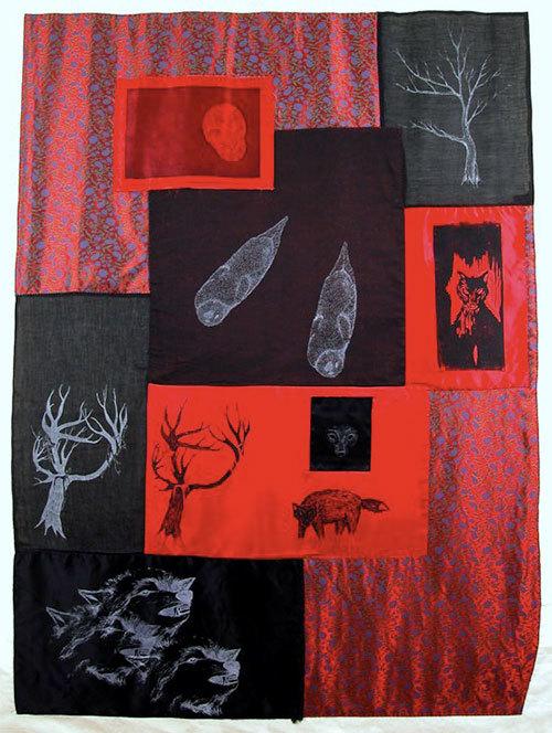 Red Garden, 2003