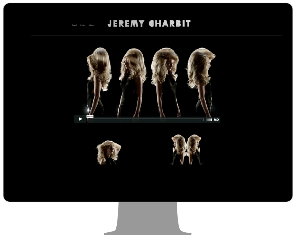 Jeremy Charbit Website Liz Gill Neilson The Beauty Shop