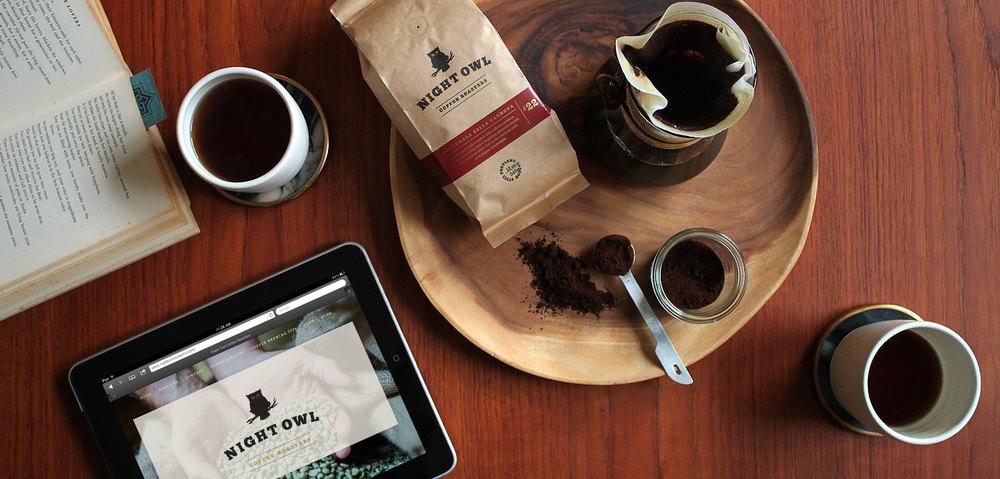 Featured Brand   Night Owl Coffee Roasters   Portland, OR