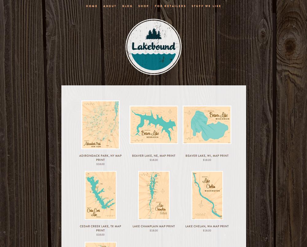 Lakebound