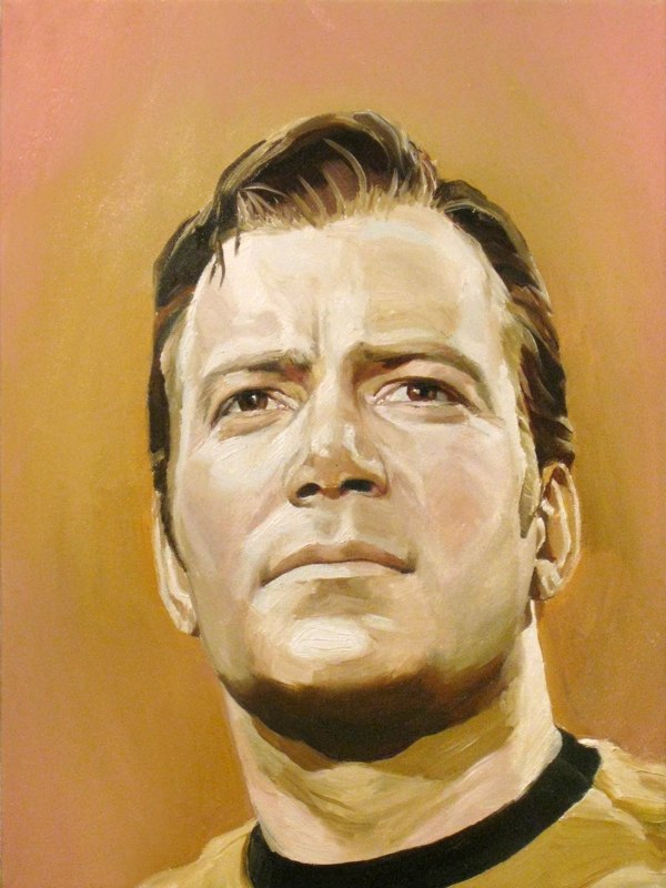 Stephen Wright | Hero |   24 x 18 inches | oil on canvas