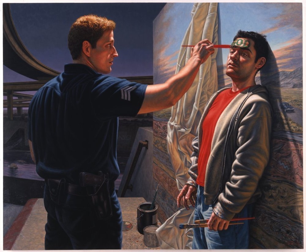 F. Scott Hess | Light | oil on canvas