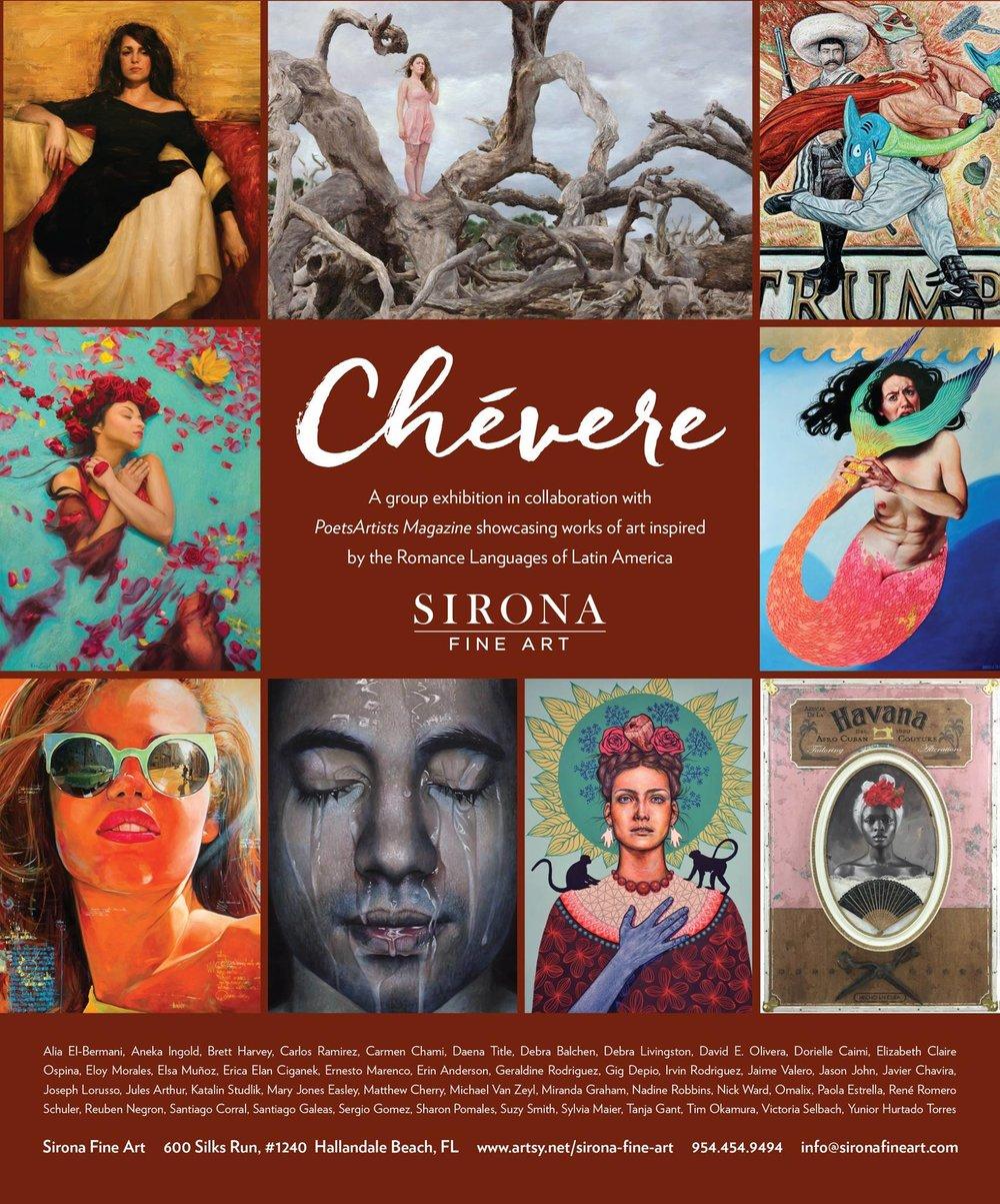 Chevere - Curated by Didi Menendez and Sergio Gomez