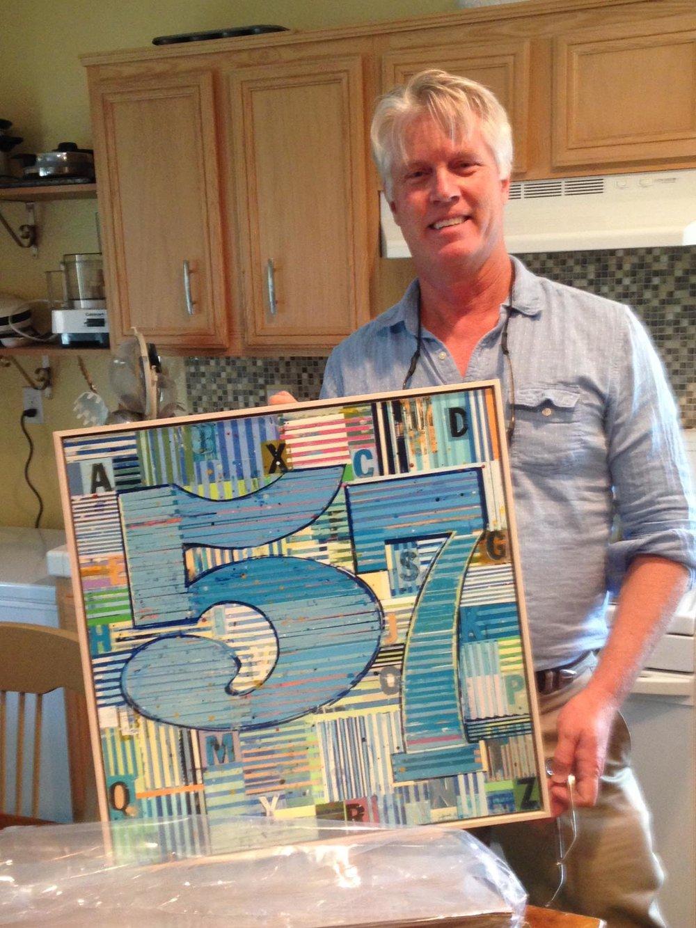 "John Seed with Kim Froshin's ""57"""