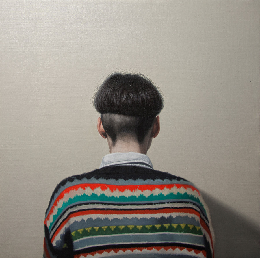 Back Portrait #11
