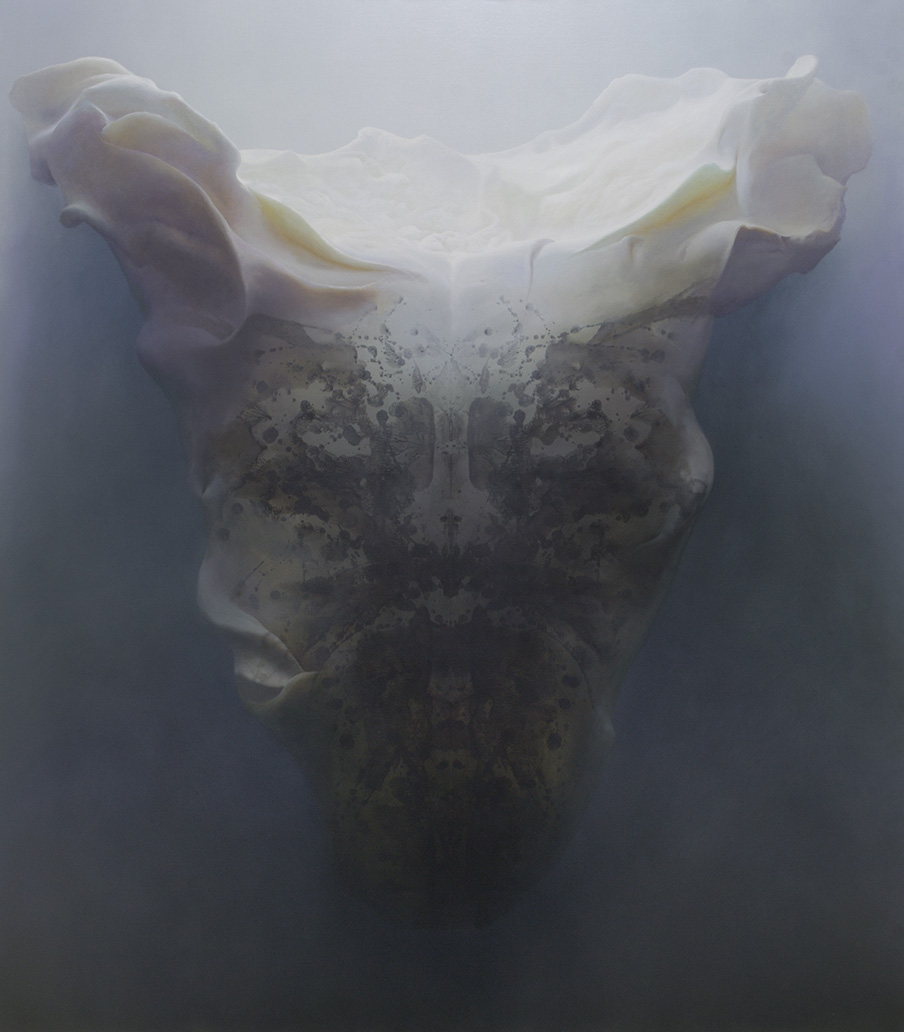 Moth | oil on canvas | 200x175 cm