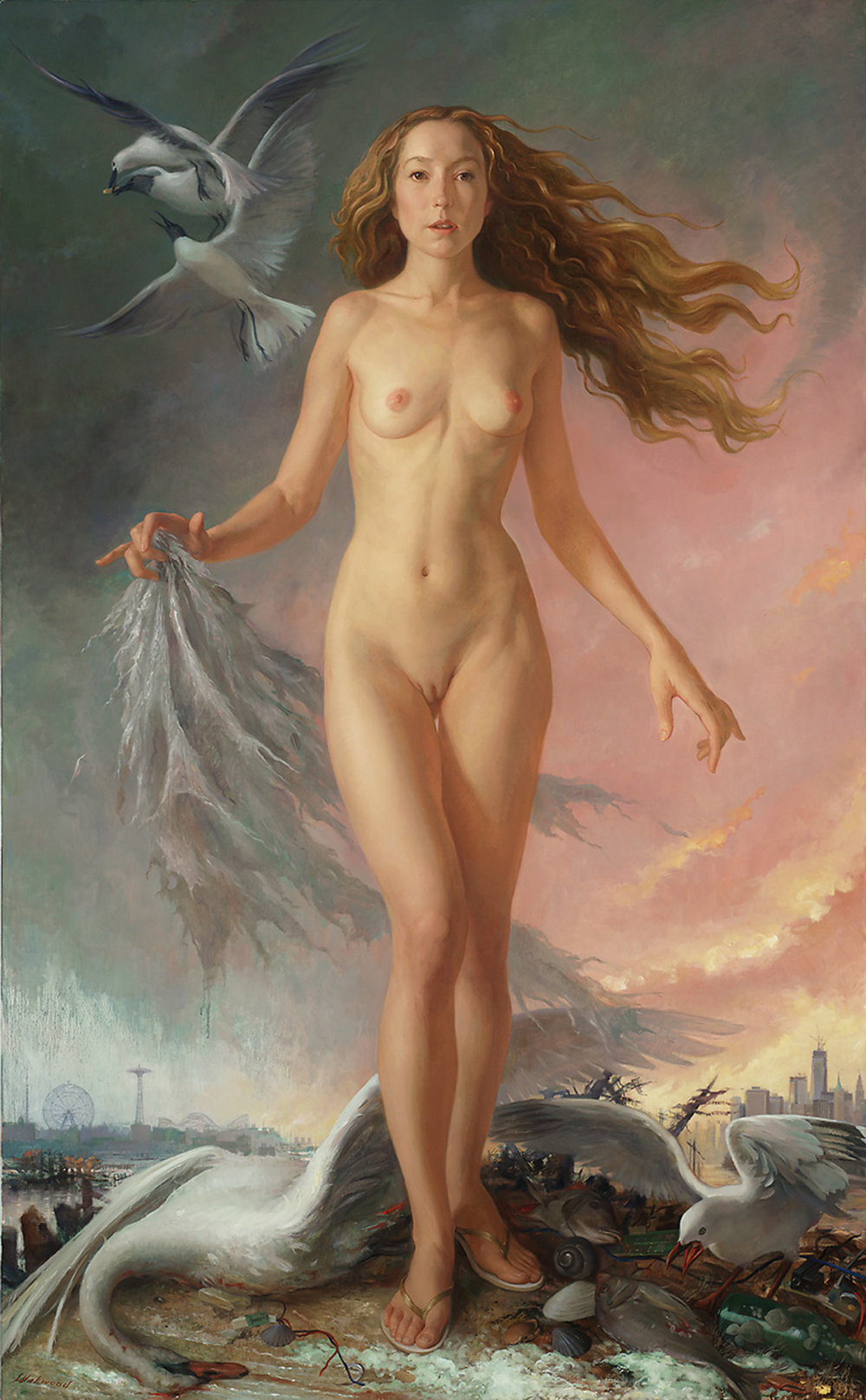 Visions of Venus... - Curated by Dr. Elaine Melotti Schmidt