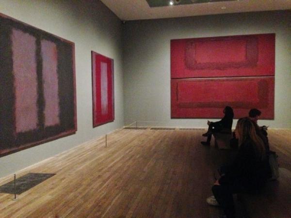 Rothko Room, Tate Modern