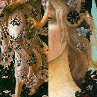 Primavera, Botticelli