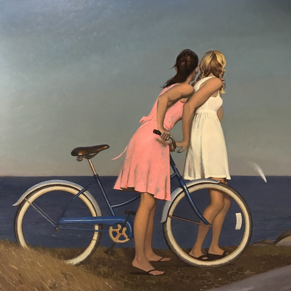 Bo Bartlett | Arcadia Contemporary Gallery | PoetsArtists Exhibition Curated by John Seed