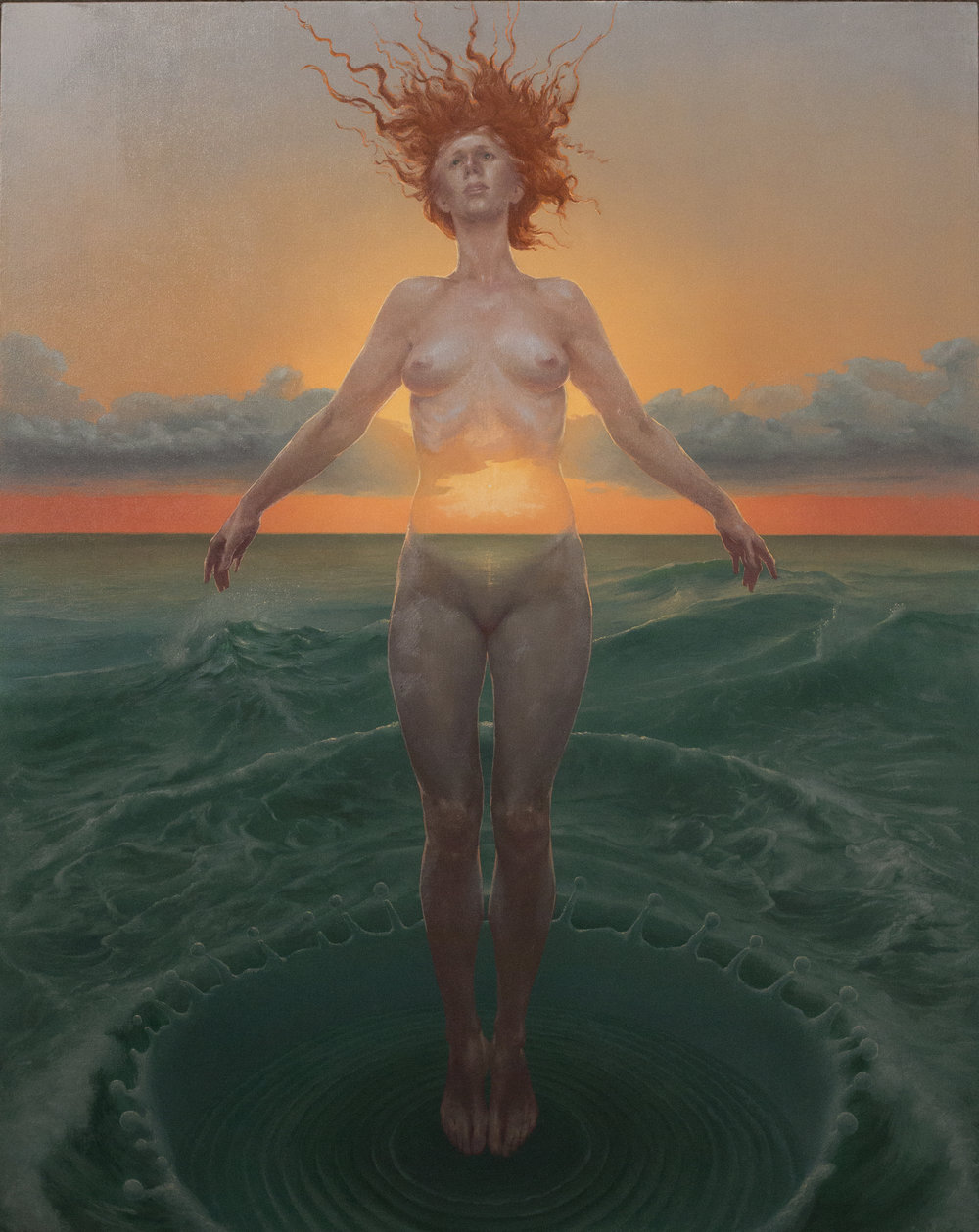 Jason E. McPhillips -  The Anadyomene (The Rising)