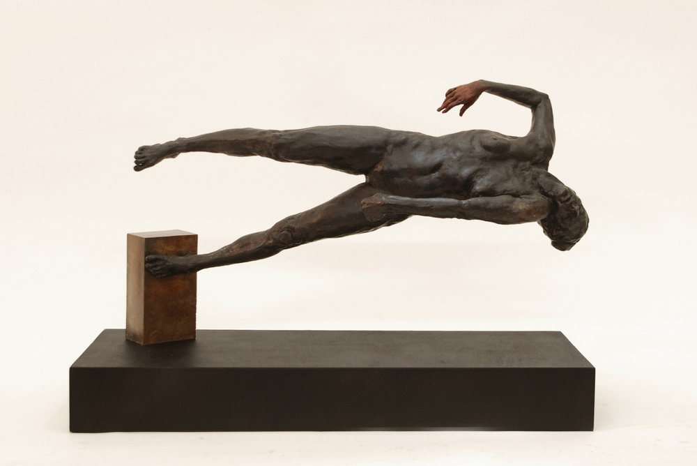 Mother: Horizontal  | bronze | 2018