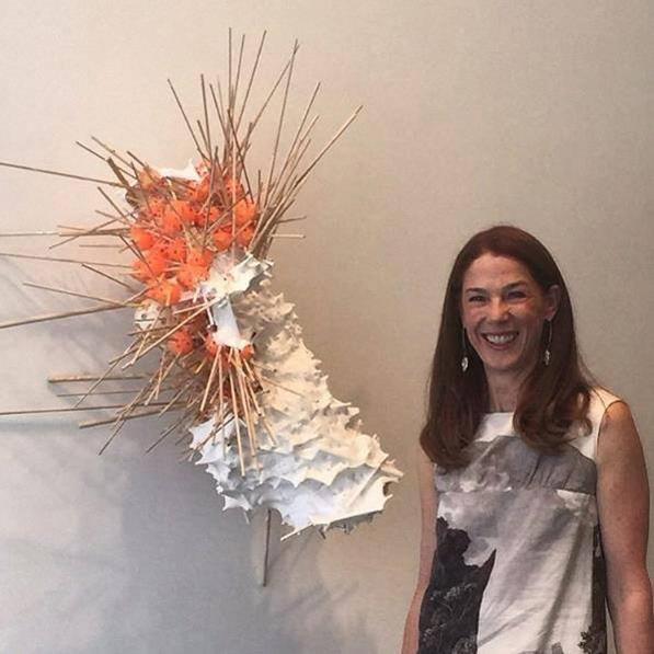 Christine Wachter  of  Winston Wachter Fine Art