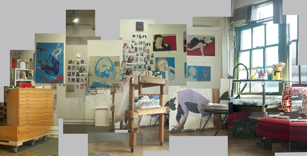 Geoffrey Stein's Studio