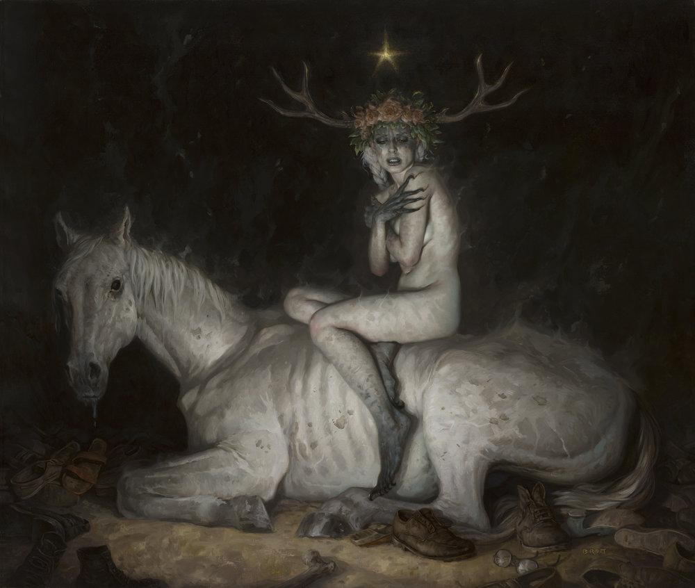 Gerald Brom |  The Night Mare