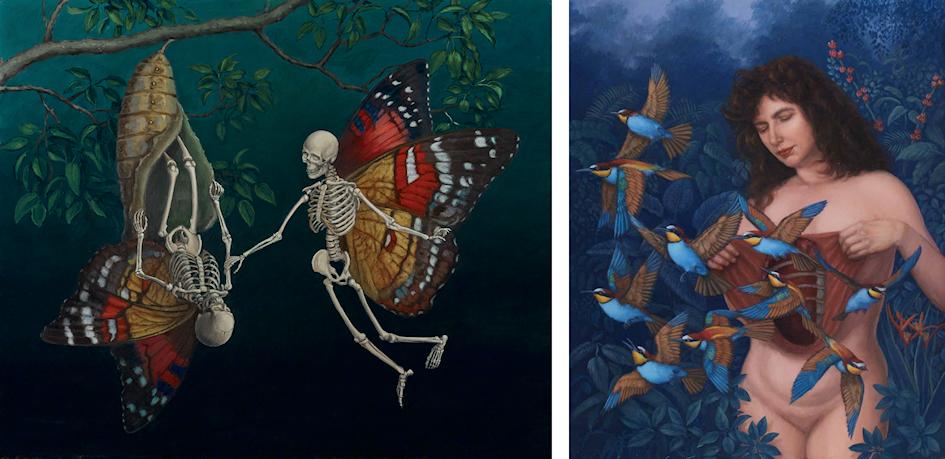 Sandra Yagi -  Metamorphosis & The Release