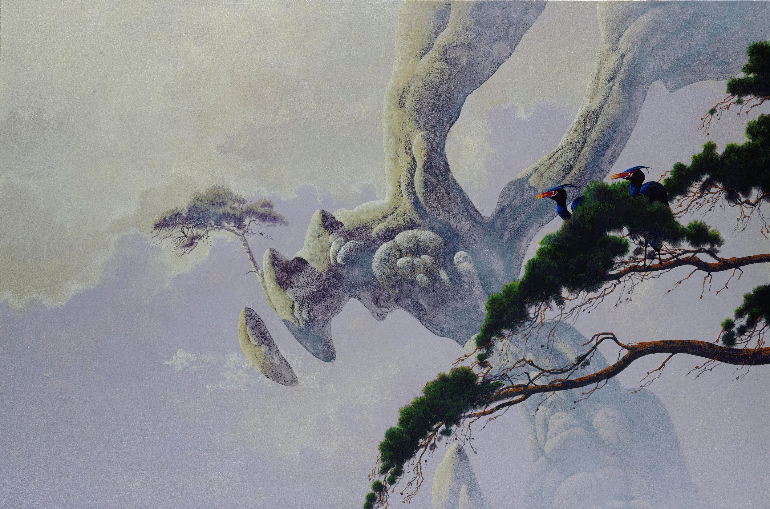 Roger Dean -  Birdsongs