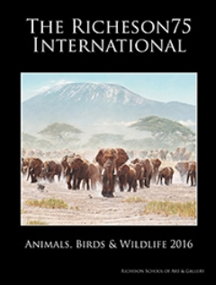 PUBLISHED IN THE 2016 RICHESON75        INTERNATIONAL ANIMALS, BIRDS                & WILDLIFE COLLECTION BOOK