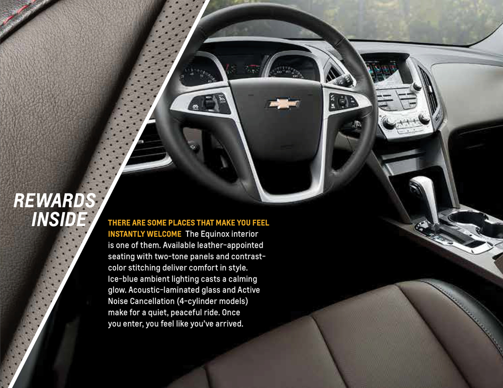 2014 Chevrolet eBrochure Example