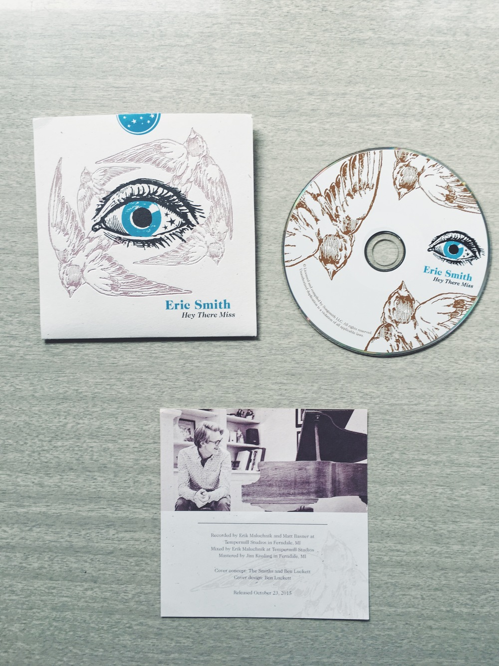 Eric Smith Album