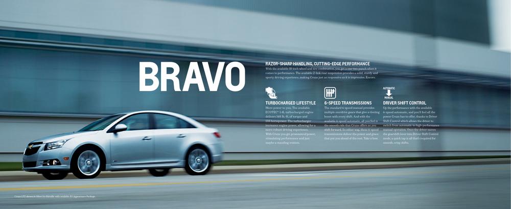2013 Chevrolet Catalog Example