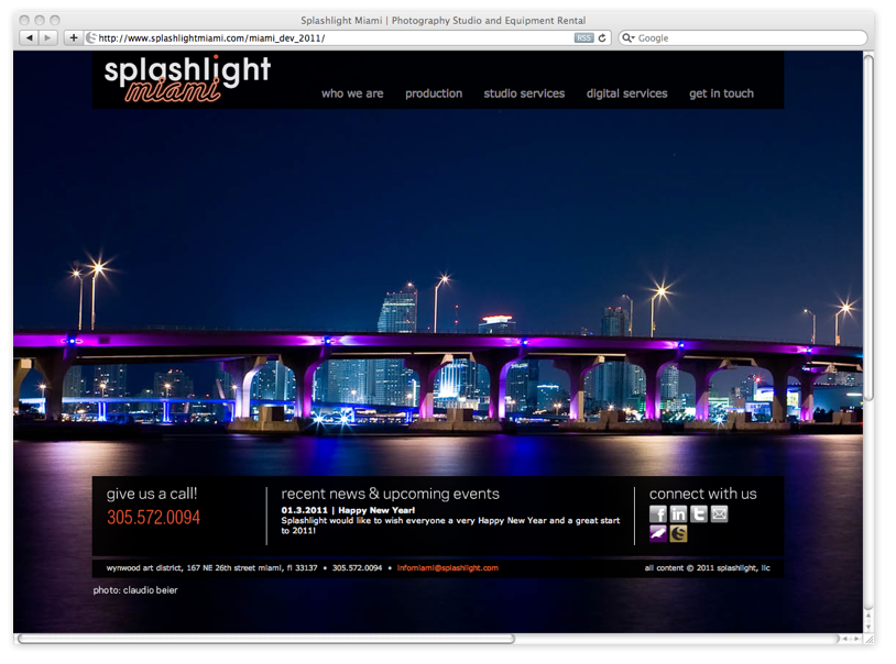 Splashlight Miami