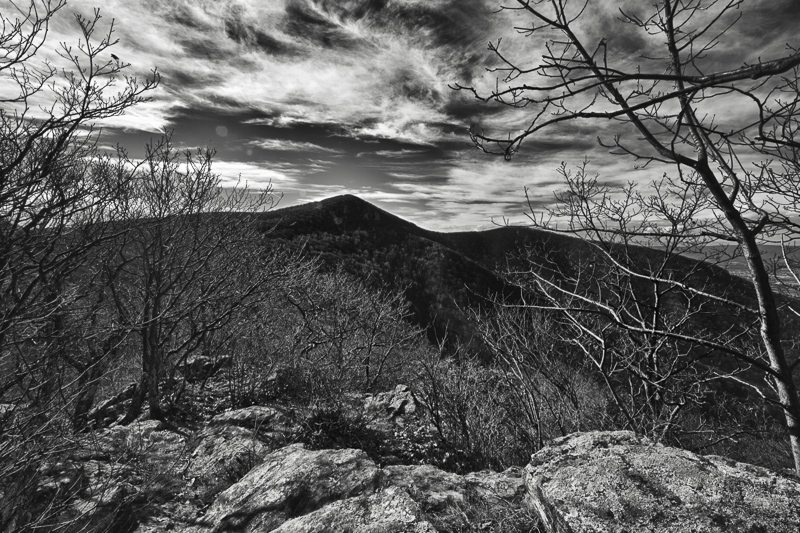 Winter Mountain II