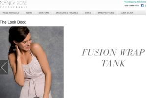 NANCY ROSE PERFORMANCE   Websites