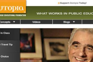 EDUTOPIA   Editorial