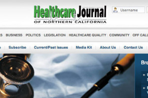 HEALTH  CARE JOURNAL OF NORTHERN CALIFORNIA   Editorial