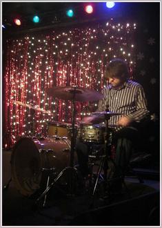 Ryan - Drums