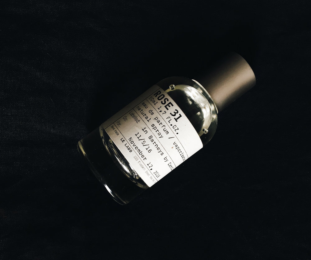 Le Labo Rose 31 via KindofLuxe.com