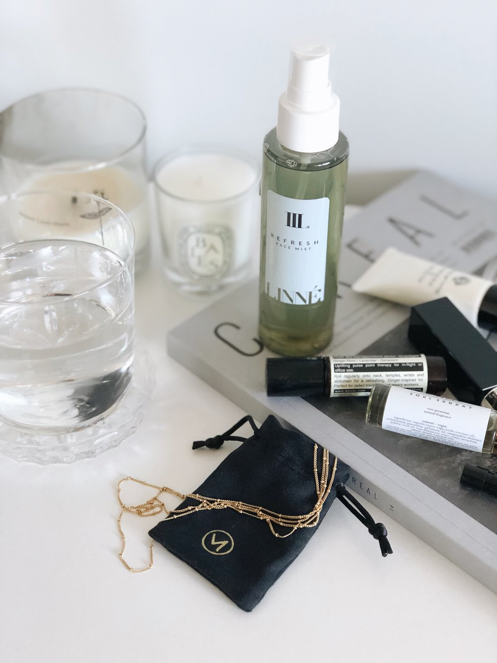 Linne Refresh Face Mist - Kind of Luxe Blog