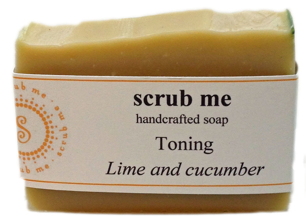 Our  toning bar  is for facial and body cleansing. This bar contains babassu oil.