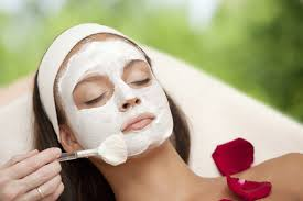 Each time you come in for a facial your esthetician will decide what kind of mask your skin needs.