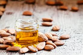 Almond Oil - Lightweight and nourishing