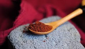 Grape Seed (crushed) - Exfoliating antioxidant