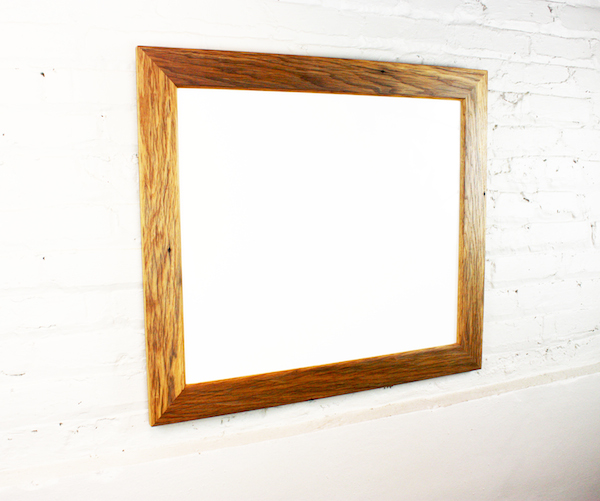 Reclaimed Wood Picture Frame - WHAT WE MAKE