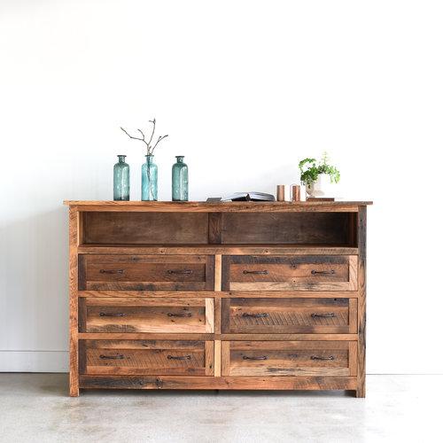 Preferred Reclaimed Wood Dresser - WHAT WE MAKE AA56