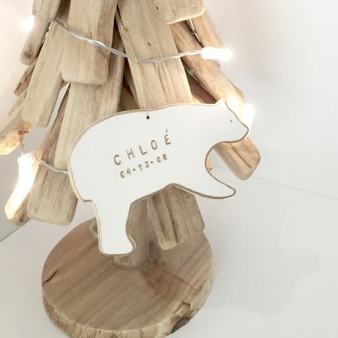 18. POLAR BEAR ORNAMENT
